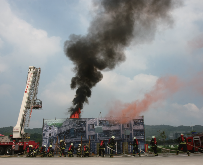 Complex Disaster Prevention and Rescue Drill