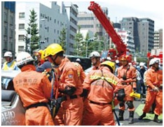 New Year Disaster Prevention campaign-2010-7