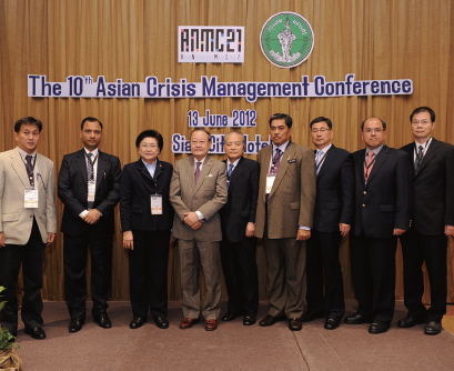 The 10th Asian Crisis Management Conference